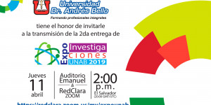 Expo Investigaciones 2019 (2da. Entrega)