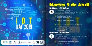 Día de Internet de las Cosas    (3er. año en El Salvador)